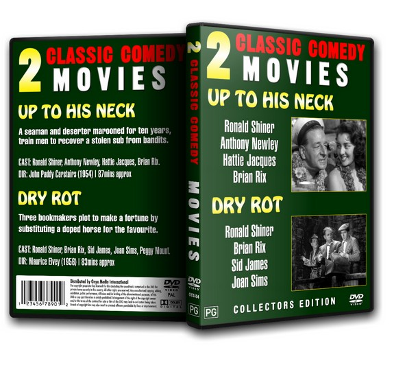 Dry Rot - Sid James, Joan Sims (1956) 2xMovies