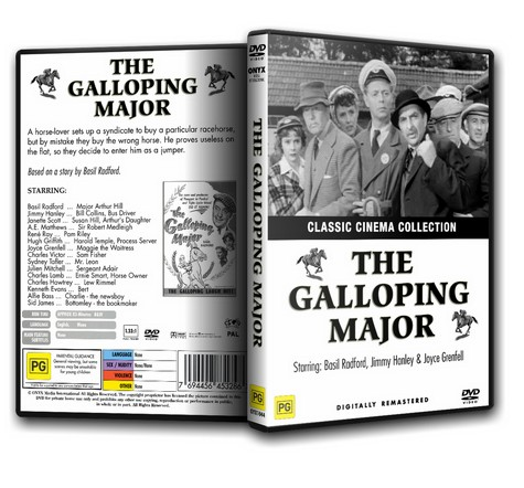 The Galloping Major - Basil Radford, Jimmy Hanley