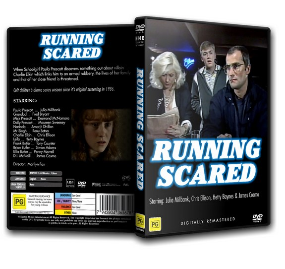 RUNNING SCARED - Complete Series (1986)