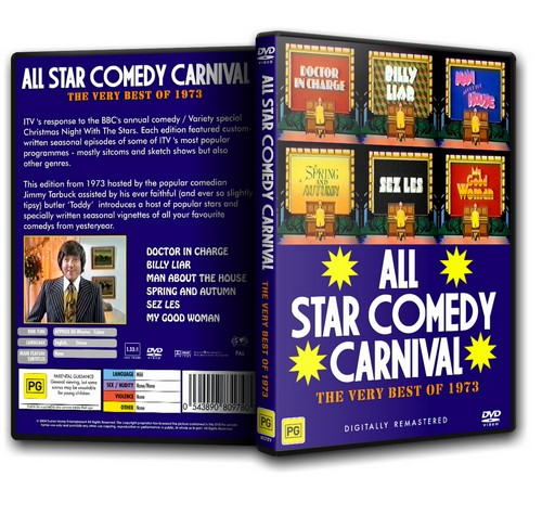 All Star Comedy Carnival - 1973