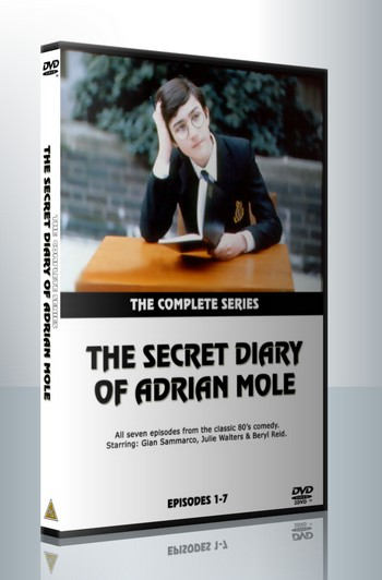 The Secret Diary Of Adrian Mole - Complete Series