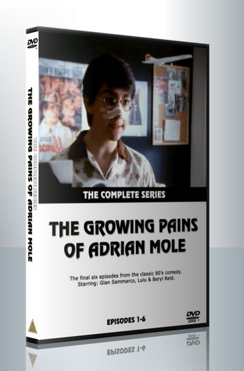 The Growing Pains Of Adrian Mole - Complete Series