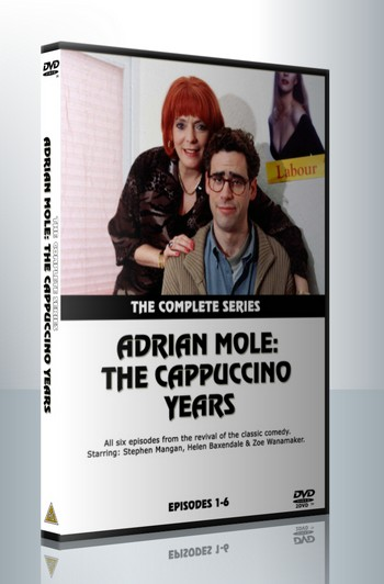Adrian Mole: The Cappuccino Years - Complete Series