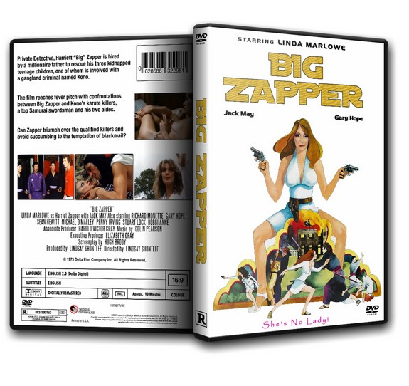 BIG ZAPPER - Linda Marlowe, Jack May (1973)