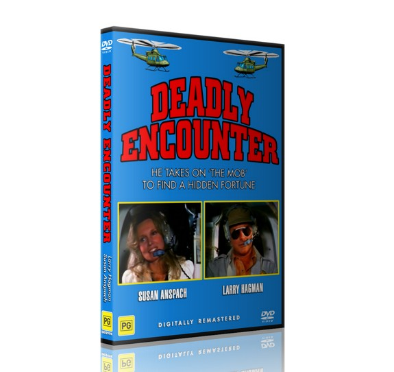 Deadly Encounter - Larry Hagman (1982)