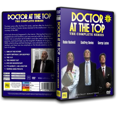 Doctor At The Top - The Complete Series