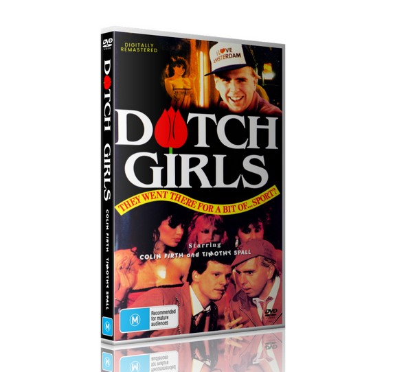 DUTCH GIRLS - Colin Firth, Timothy Spall [1985] DVD