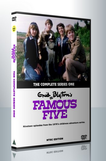 The Famous Five - The Complete Series 1 (1978)