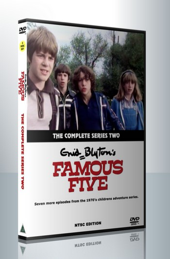 The Famous Five - The Complete Series 2 (1979)