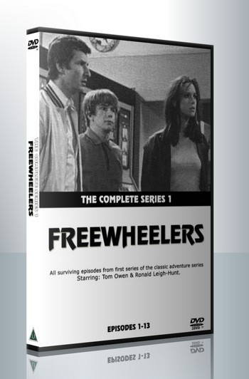 The Freewheelers - Series 1/2 (1968)