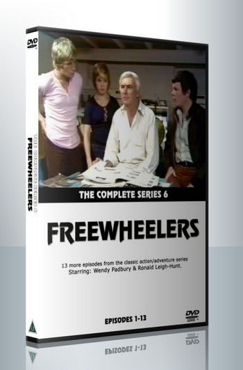 The Freewheelers - Series 6 (1971)
