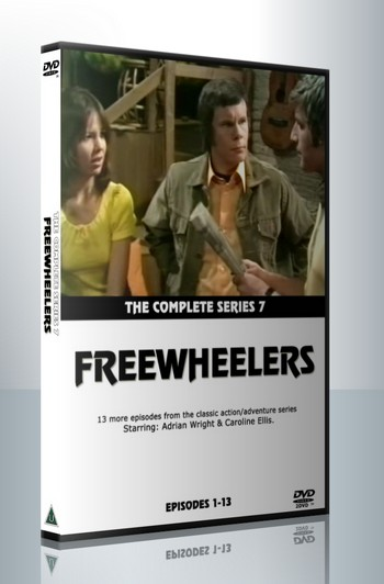The Freewheelers - Series 7 (1972)