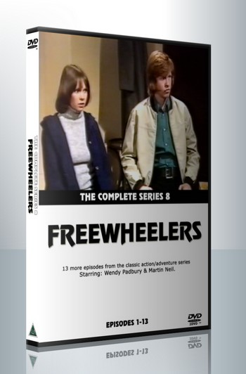 The Freewheelers - Series 8 (1973)