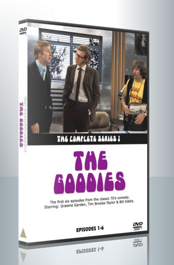The Goodies - Complete Series 1