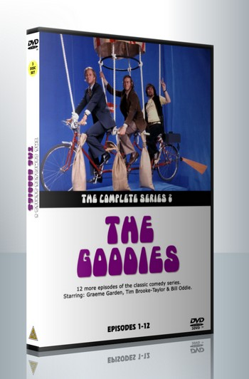 The Goodies - Complete Series 2