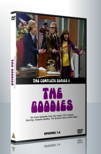 The Goodies - Complete Series 3