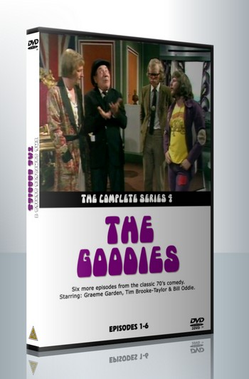 The Goodies - Complete Series 4
