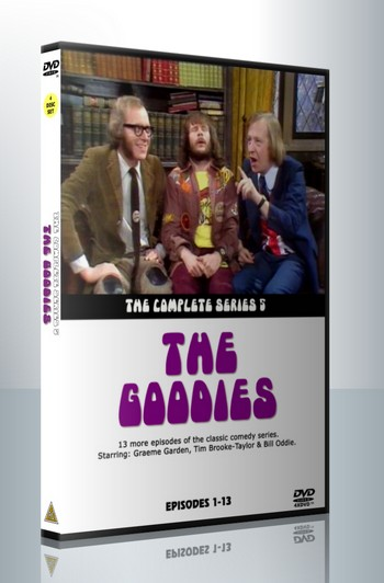 Uk comedy the goodies complete series 5 for Chambra 13 film marocain complet