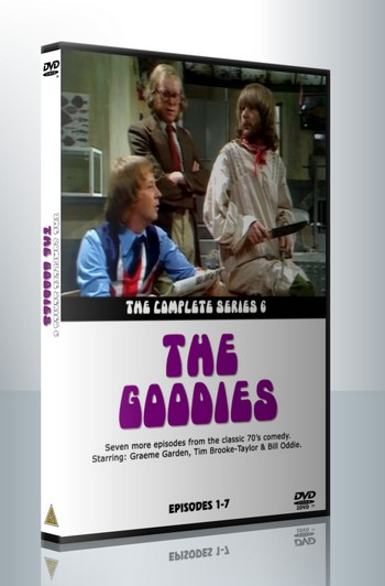 The Goodies - Complete Series 6