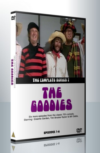 The Goodies - Complete Series 7