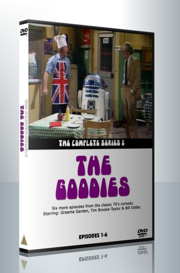 The Goodies - Complete Series 8