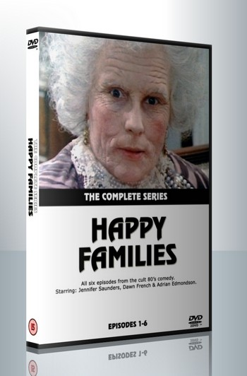 Happy Families - Jennifer Saunders Dawn French [1985]