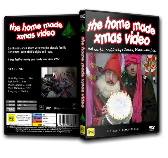 Smith and Jones - The Home Made Xmas Video [1987]