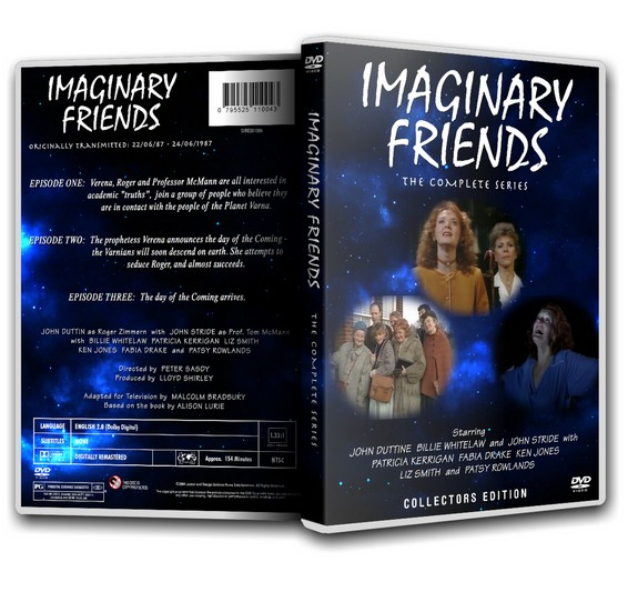 Imaginary Friends - The Complete Series [1986]