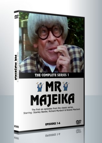 Mr. Majeika - The Complete Series 1