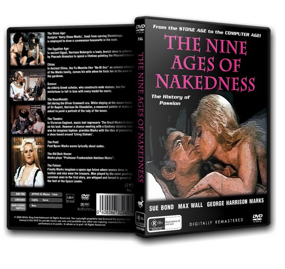 The Nine Ages of Nakedness - Sue Bond, Max Wall (1969)