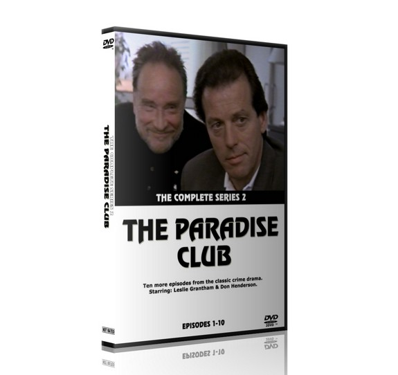 The Paradise Club - Series 2 (Don Henderson, Leslie Grantham)