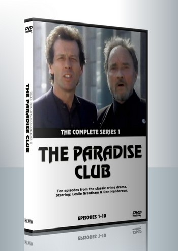 The Paradise Club - Series 1 (Don Henderson, Leslie Grantham)