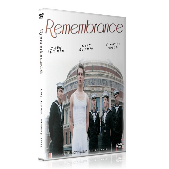 REMEMBRANCE - Gary Oldman Timothy Spall [1982] DVD
