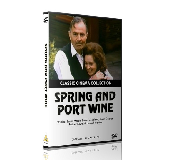 Spring And Port Wine - J. Mason, D. Coupland