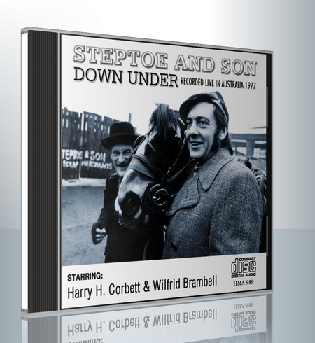 Steptoe And Son - Live Down Under 1977