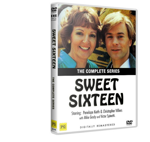 SWEET SIXTEEN - Complete Series - Penelope Keith (1983) DVD