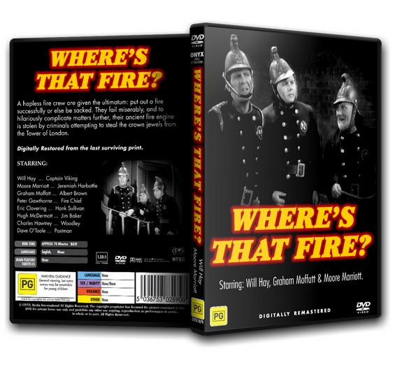 Where's That Fire? - Will Hay, Charles Hawtrey (1940)
