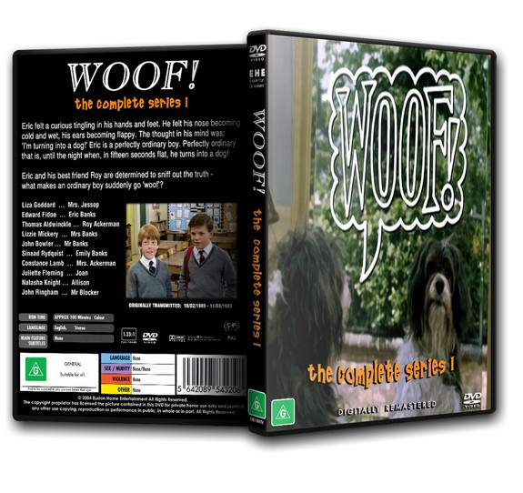 WOOF! - The Complete Series 1 [1989]