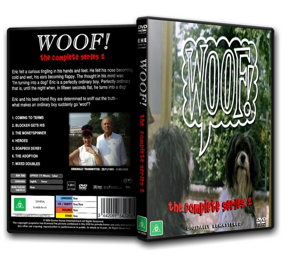 WOOF! - The Complete Series 2 [1989]