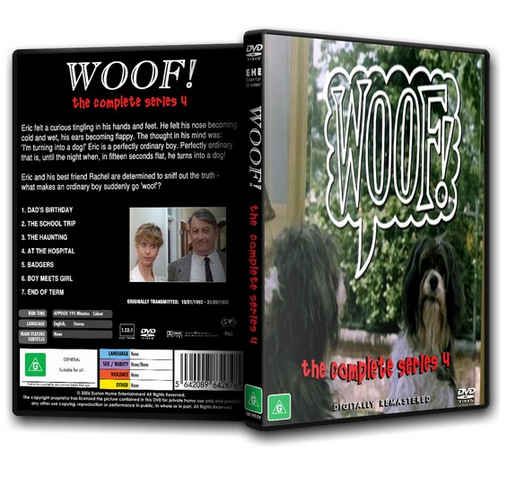 WOOF! - The Complete Series 4 [1992]