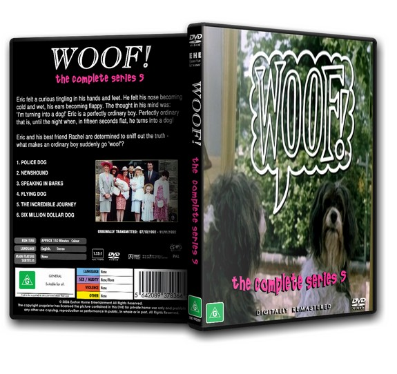 WOOF! - The Complete Series 5 [1992]