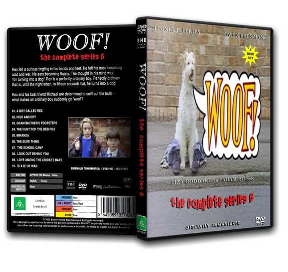 WOOF! - The Complete Series 6 [1993]