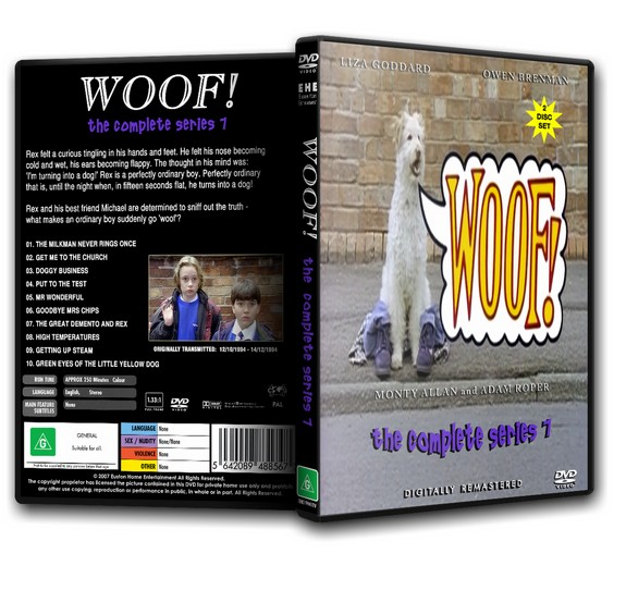 WOOF! - The Complete Series 7 [1994]