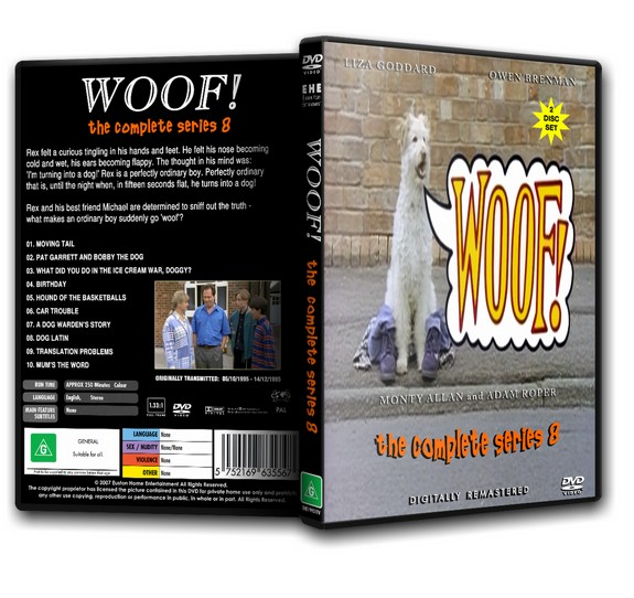 WOOF! - The Complete Series 8 [1995]