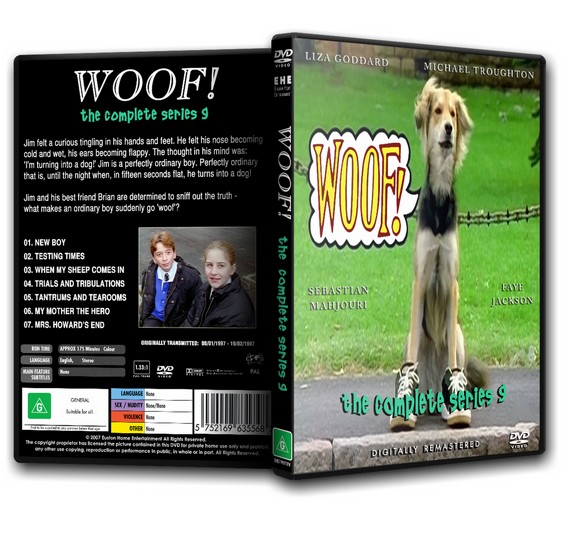 WOOF! - The Complete Series 9 [1997]